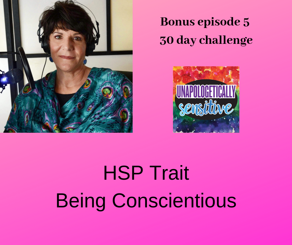 Bonus Episode 5 | Unapologetically Sensitive Podcast | Patricia Young, HSP Therapist | Therapy for Highly Sensitive Persons | Therapy for HSPs | Online Therapy in CA | San Diego, CA 92104